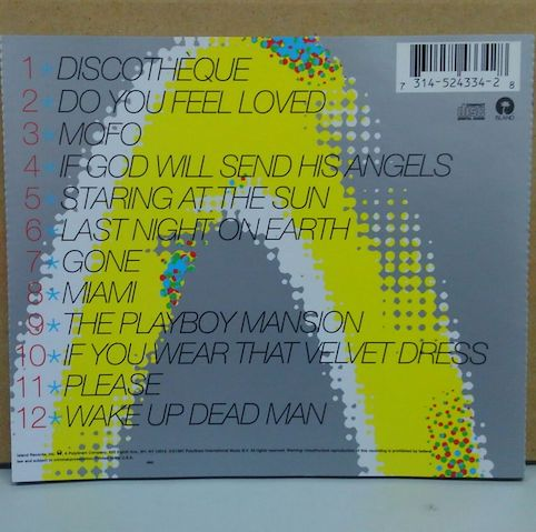U2 - Pop (US Orig.CD)