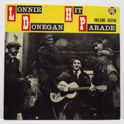 LONNIE DONEGAN & HIS SKIFFLE GROUP - Hit Parade Vol.7(UK EP)