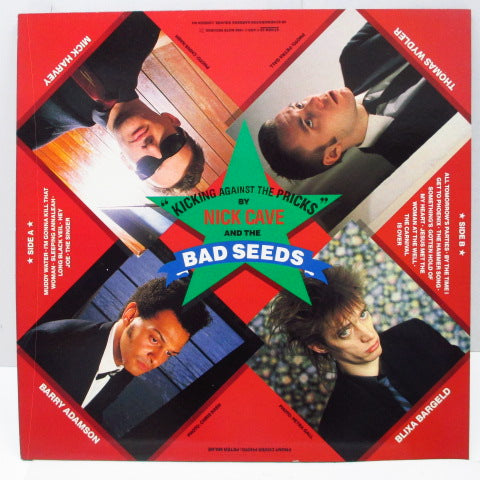 NICK CAVE AND THE BAD SEEDS - Kicking Against The Pricks (UK Orig.LP)