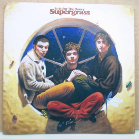 SUPERGRASS - In It For The Money (Japan Orig.CD/帯、インサート欠)