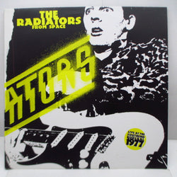 RADIATORS FROM SPACE, THE - Live At The Southend Kursaal 1977 (UK Ltd.Marble Vinyl LP+Poster)