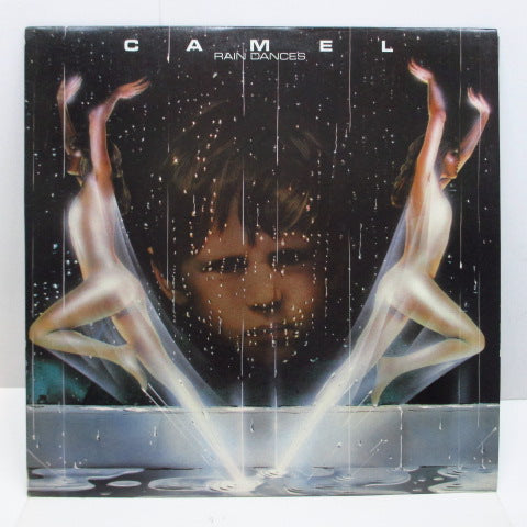 CAMEL - Rain Dances (UK Orig.)