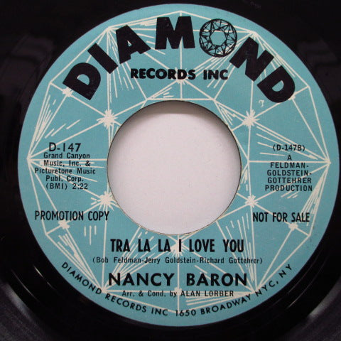 NANCY BARON - Where Did My Jimmy Go