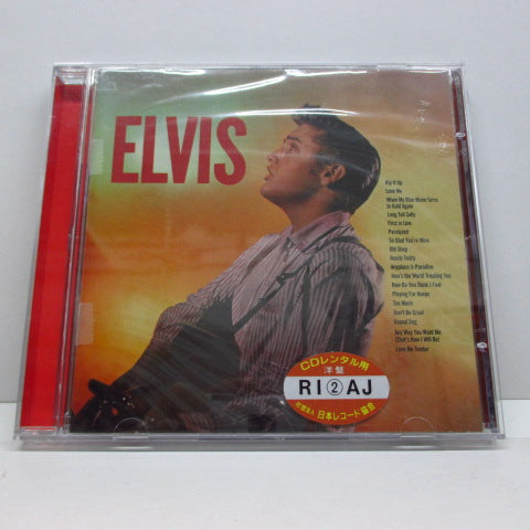 ELVIS PRESLEY - Elvis (US CD)