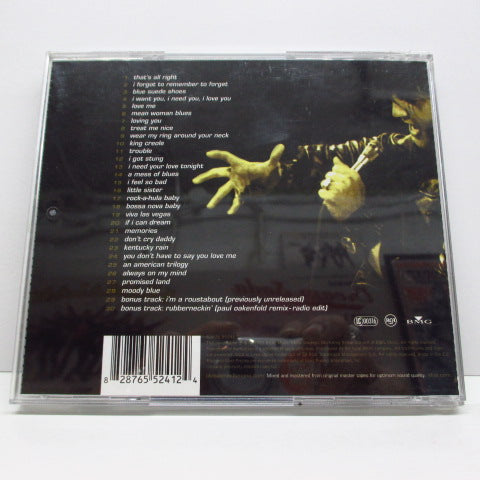 ELVIS PRESLEY - Elvis 2nd To None (EU CD)
