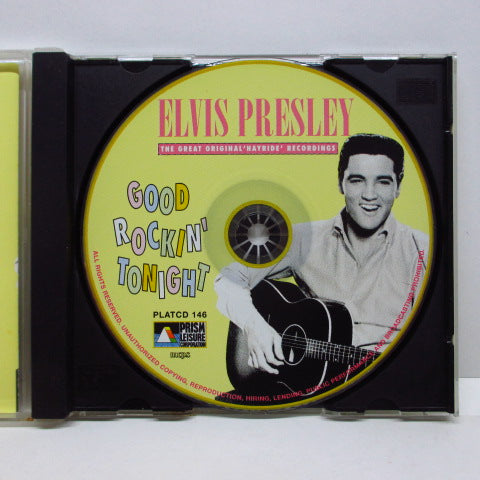 ELVIS PRESLEY - Good Rockin' Tonight (UK CD)