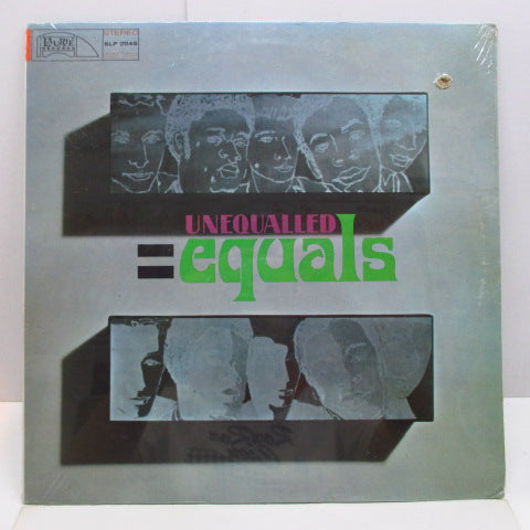 EQUALS - Unequalled (1st) (US Orig.Stereo LP/Seald)