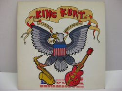 "KING KURT - America / High & Mighty (UK Orig.7"")"