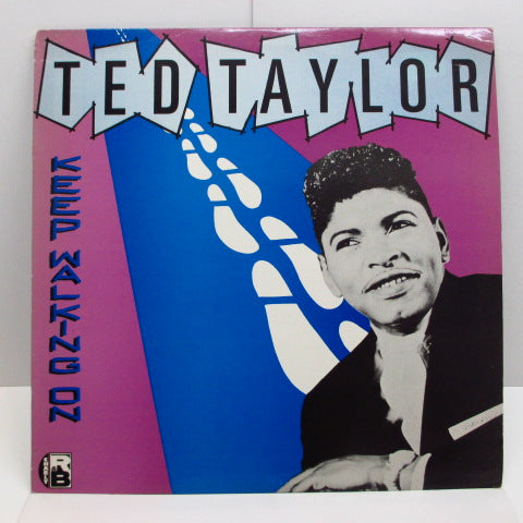 TED TAYLOR - Keep Walking On (UK-FRANCE=Export?)