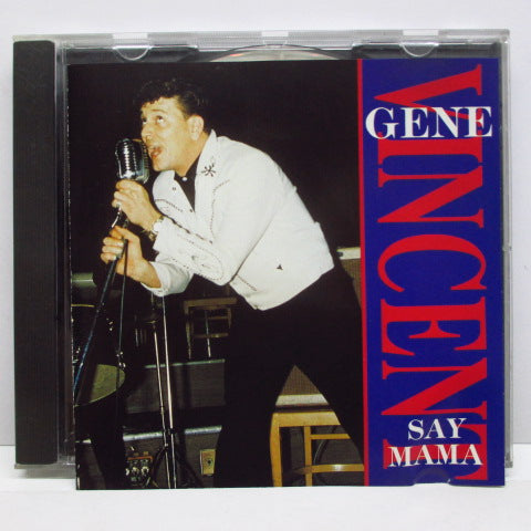 GENE VINCENT - Say Mama (UK CD)