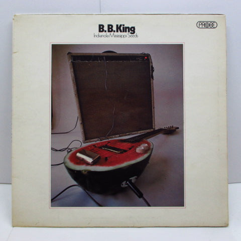 B.B.KING - Indianola Mississippi Seeds (UK Orig.Stereo LP/CGS)