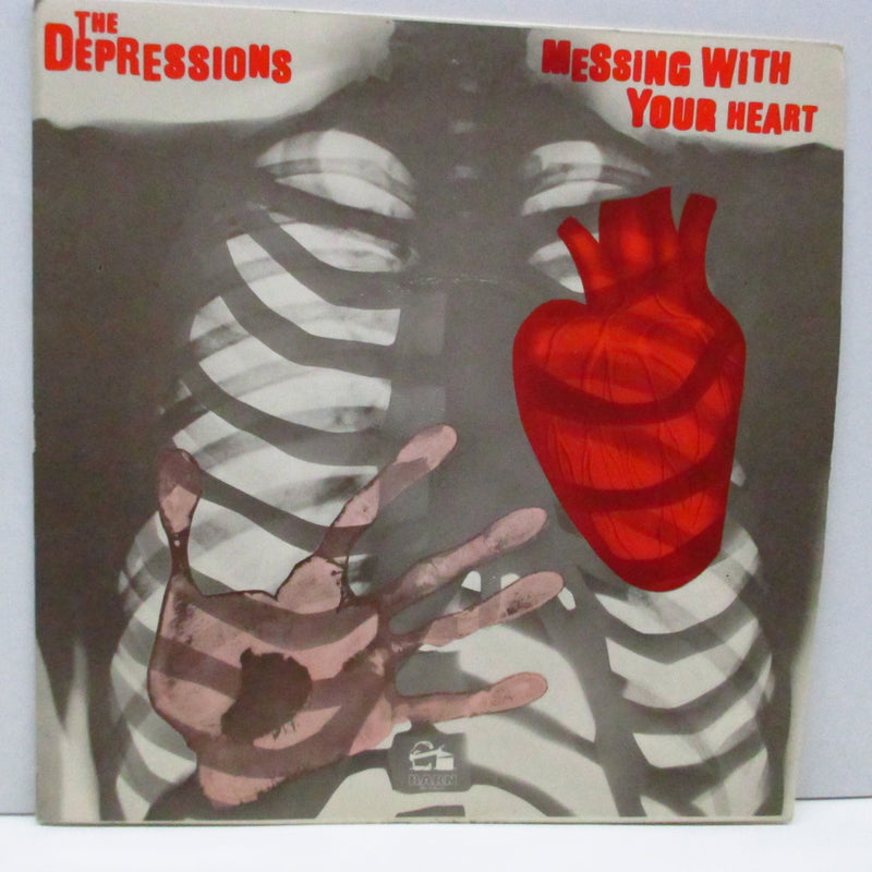 "DEPRESSIONS, THE - Messing With Your Heart (UK Orig.7"")"
