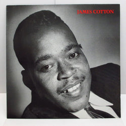 JAMES COTTON - From Cotton With Verve (DUTCH)