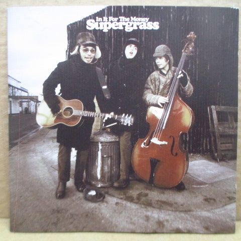 SUPERGRASS - In It For The Money (EU Orig.CD)