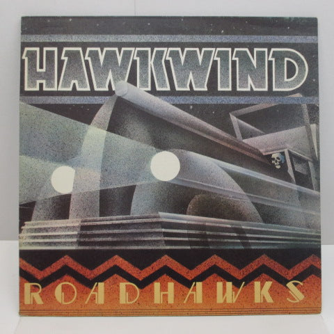 HAWKWIND - Roadhawks (UK:Orig.)