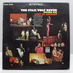V.A. - The Stax / Volt Revue, Vol,1 Live In London (US:Orig.STEREO)