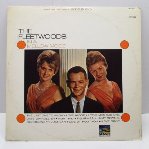 FLEETWOODS - In A Mellow Mood