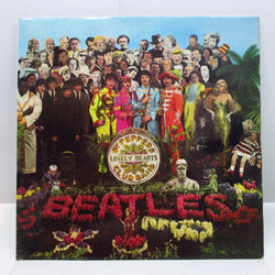 BEATLES - Sgt.Peppers Lonely Hearts Club Band (UK '69 1xEMI Stereo/CGS #2)