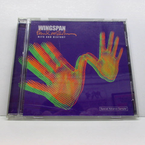 PAUL McCARTNEY - Wingspan - Hits And History (US PROMO 10-Track)