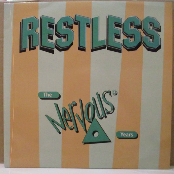"RESTLESS (レストレス)  - The Nervous Years (German Orig.LP+Picture 12"")"