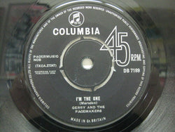 GERRY AND THE PACEMAKERS - I'm The One / You've Got What I Like