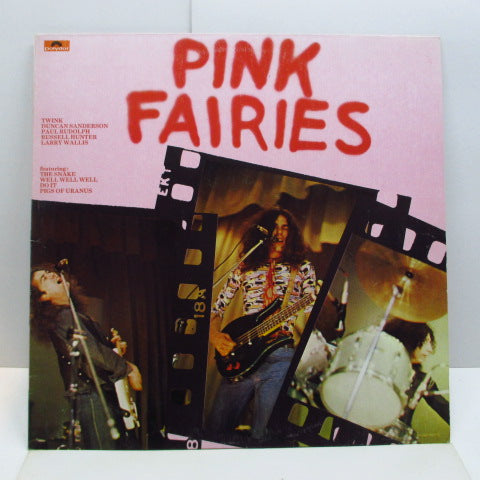 PINK FAIRIES - Pink Firies (UK Orig.LP)