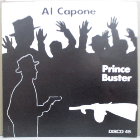 "PRINCE BUSTER - Al Capone (UK Re 12""/Red Target Lbl)"