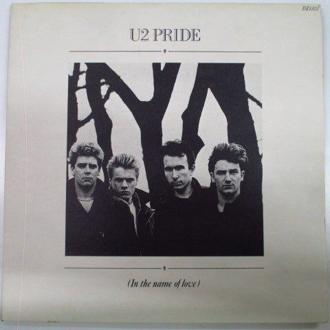 "U2 - Pride (UK Ltd.2 x 7"")"