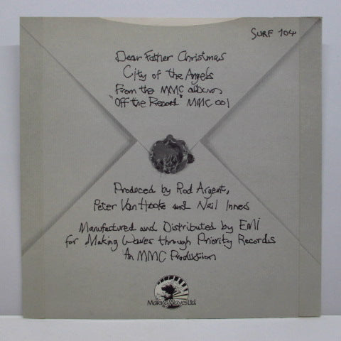 "NEIL INNES - Dear Father Christmas (UK Orig.7""+PS)"