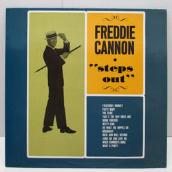 FREDDIE CANNON (FREDDY CANNON) - Steps Out (独Re)