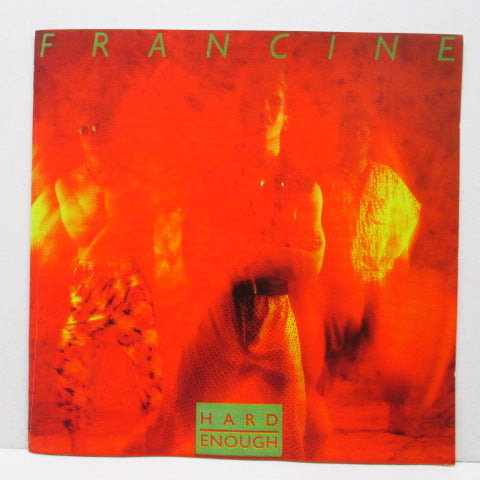 FRANCINE - Hard Enough (Finland Orig.CD)