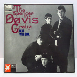 SPENCER DAVIS GROUP - Beat With Soul (German Orig.Stereo LP)