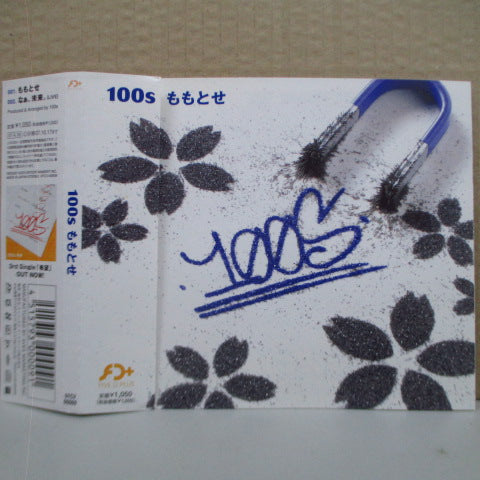 100S - ももとせ (Japan Orig.CD-Single)
