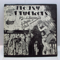V.A. - Greasy Truckers Live At Dingwalls Dance Hall (UK Orig.2xLP)