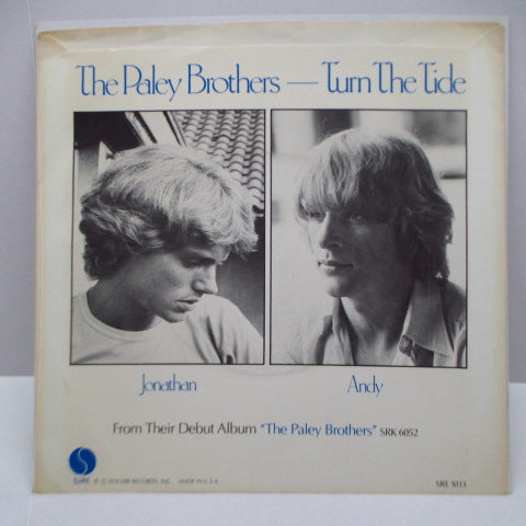 "PALEY BROTHERS, THE - Tell Me Tonight (US Orig.7"")"