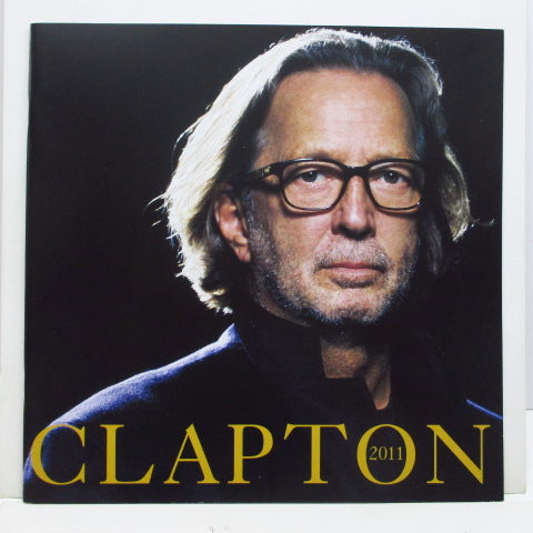 ERIC CLAPTON (エリック・クラプトン)  - Clapton (Orig.Tour Program Book)