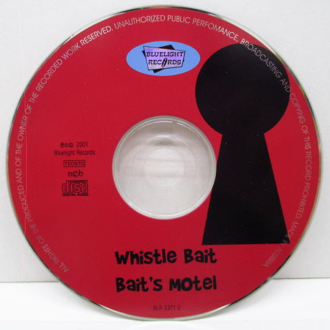 WHISTLE BAIT - Bait's Motel (Finland Orig.CD)