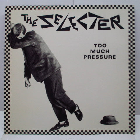 SELECTER, THE - Too Much Pressure (US Orig.LP)