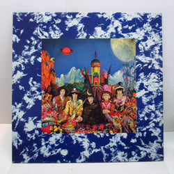 ROLLING STONES - Their Satanic Majesties Request (UK 60's 2nd Press STEREO/3D無しCGS)