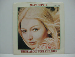 MARY HOPKIN - Think About Your Children (US PS)
