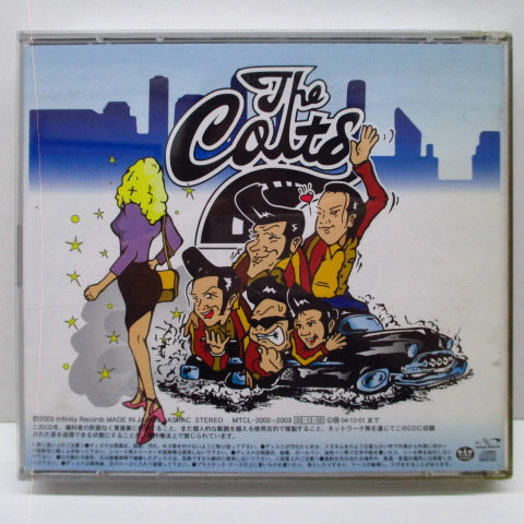 COLTS - This Is Golden Age Of Rock'N'Roll (Japan Orig.2xCD)