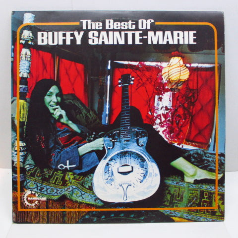 BUFFY SAINTE-MARIE - The Best Of Buffy Sainte-Marie (UK Orig.2xLP/GS)