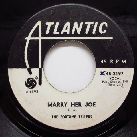 FORTUNE  TELLERS - Marry Her Joe (Promo)