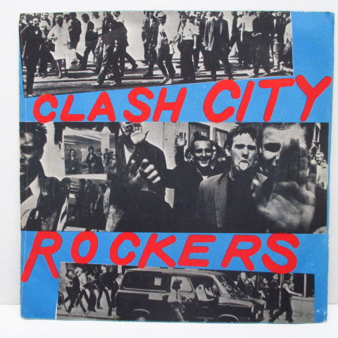"CLASH, THE - Clash City Rockers (Italy Orig.7"")"