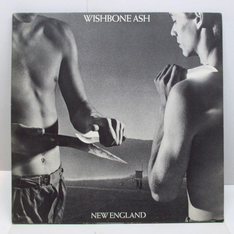 WISHBONE ASH - New England (UK Orig.LP/GS)