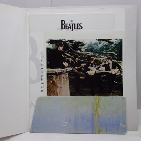 BEATLES - Anthology Video (UK Press Kit)