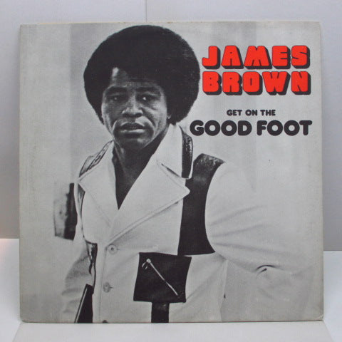 JAMES BROWN - Get On The Good Foot (UK Orig.2xLP)