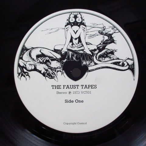 FAUST - The Faust Tapes (UK Orig.)