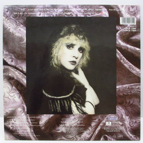 STEVIE NICKS - Rock A Little (UK Orig.LP+Inner)