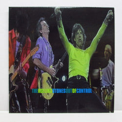 ROLLING STONES - Out Of Control (UK PROMO 2 Version CD)